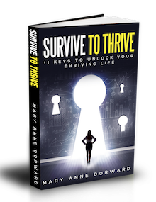 Survive To Thrive 11 Keys To Unlock Your Thriving Life